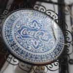 アルバイシンにあるコカコーラの看板 – Coca Cola