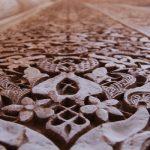 イスラムの精神を表現する幾何学的文様。 アラベスク – arabesque