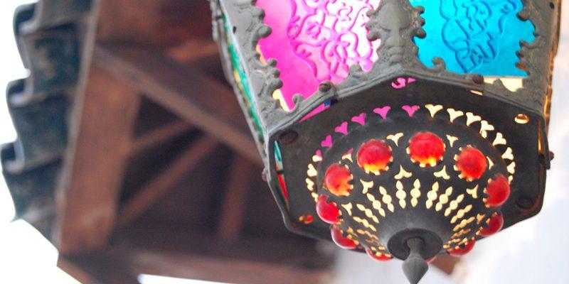 トルコ・ランプ – turkish lamp