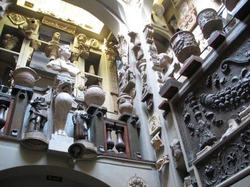 Sir John Soane's Museum - サー・ジョン・ソーンズ・ミュージアム