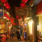 千と千尋の神隠しの街に行ってきました。台湾 九份 商店街篇