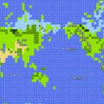 エイプリルフールのGoogleMapがすごい。ドラゴンクエストの世界を冒険することができます。
