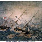 日本初の太平洋横断を達成した咸臨丸(かんりんまる)の水夫の7割は瀬戸内海 塩飽(しわく)諸島出身です。咸臨丸寄港150年
