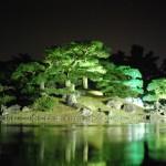 阿波の青石が好材料として存在したからなのか、四国地方には鋭い美意識を持った古庭園が多い。特に徳島や西条・宇和島といった城下町には、知られざる名庭が生きています。