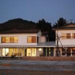 女木島のビーチアパート – The beach apart at Megi island