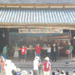 【写真レポート】 コンドルズが小豆島にやってきた!「瀬戸内の踊りをみんなで作ろう!ワークショップ 」
