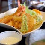 漁村のカフェ伊座利カフェが人気 – You can enjoy fresh seafood at Izari cafe.
