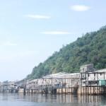 讃岐うどんに欠かせない伊吹島の「いりこ漁」 The Ibuki island is famous for dry sardins.