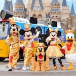 【8月14日(水)】 ミッキーが高松まつりに来る! – Mickey will come to Takamatsu festival.