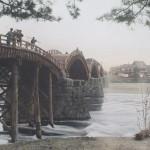 瀬戸内の錦帯橋など、100年前の日本の写真が英国で話題に – 100 year old photos show medieval Japan