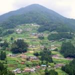 斜面に広がる天空の郷。徳島にある石垣の集落「祖谷・落合」 Ochiai vilage at Iya valley