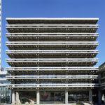 丹下健三さん設計の香川県庁舎 – Kagawa Prefecture Public Office Building by architect Kenzo TANGE