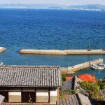 瀬戸内海の高見島 Takamijima island, Seto Inland Sea