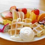 くだもの屋のフルーツカフェ「ポンポン」 Fruit Cafe Pon Pon