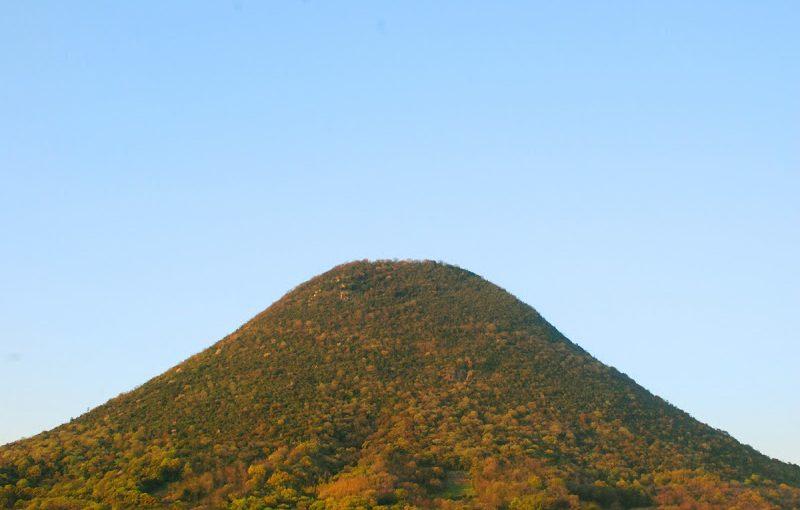 """香川県のシンボル山。讃岐富士 – Symbol mountain of Kagawa pref. """"Sanuki Fuji"""""""