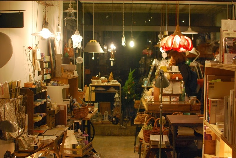 灯りと雑貨のお店 touca – The shop of lights and sundry goods