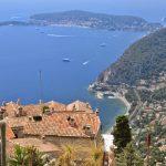 """地中海・南フランス・コートダジュールのエズ村 – """"eagle's nest"""" Èze, Côte d'Azur, France"""