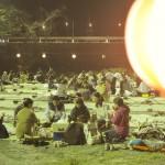 """愛媛の中秋の風物詩「いもたき」 """"Imotaki"""" (taros cooking festival), the autumn features of Ehime pref."""
