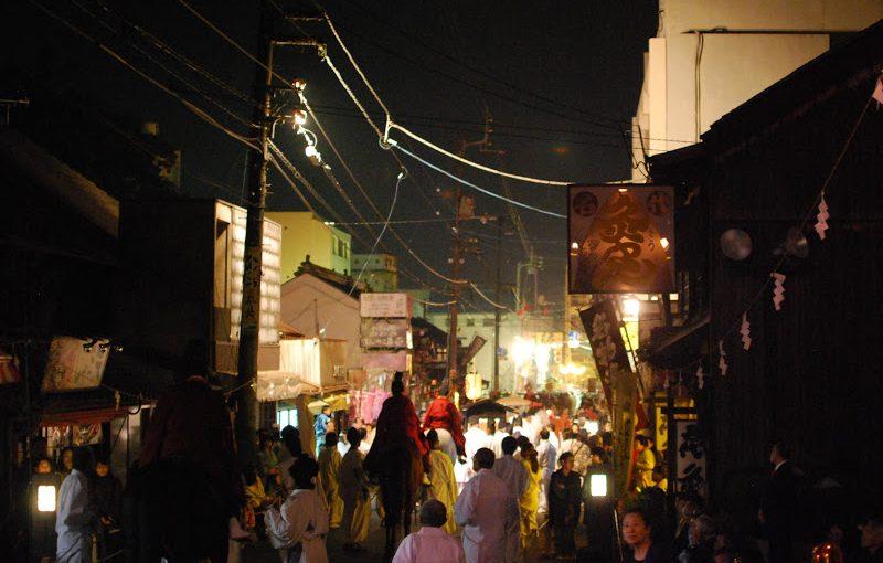 【10月10日はこんぴらさんの日】讃岐に秋を告げる神輿渡御 「金刀比羅宮例大祭」  Konpira Shrine Festival