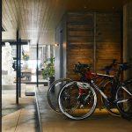 日本初!自転車に乗ったままチェックインできるサイクリスト専用ホテル「HOTEL CYCLE(ホテル サイクル)」