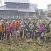 香川県高松市仏生山、四国食べる農園 開墾しました!