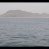 【今日の移動編集室】春の足音、瀬戸内海。高松港からみえる女木島。