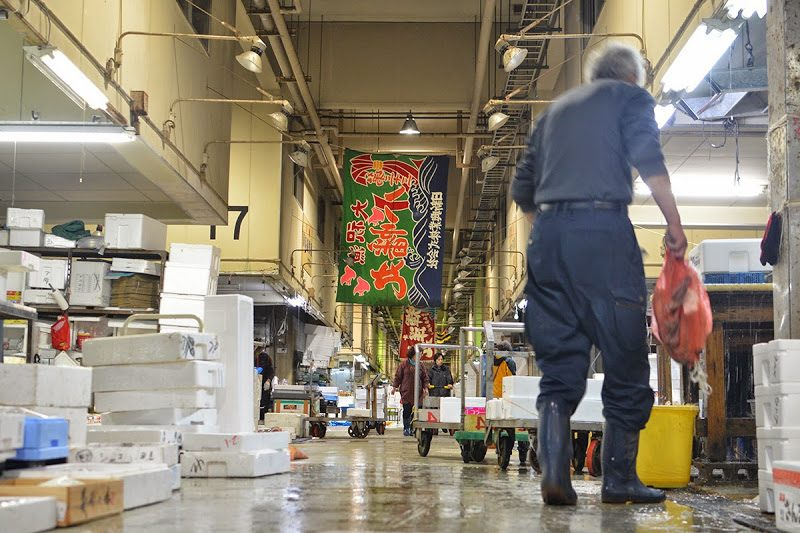 高松・中央卸売市場特別開放 – The Takamatsu City Central Wholesale Market