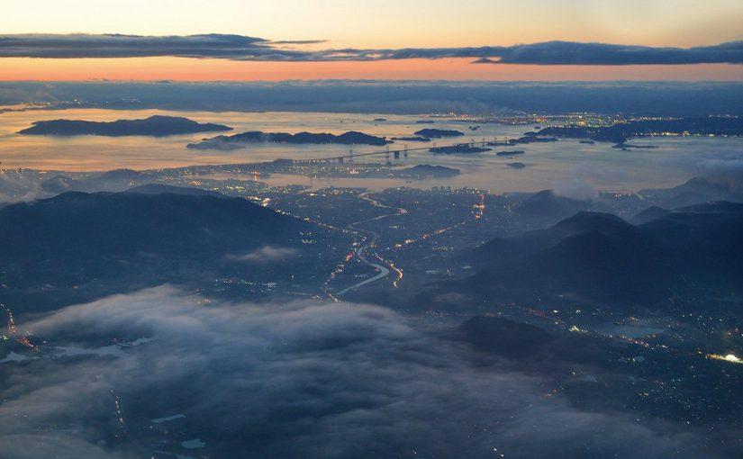 【映像】瀬戸内海上空より Above beautiful Seto Inland Sea