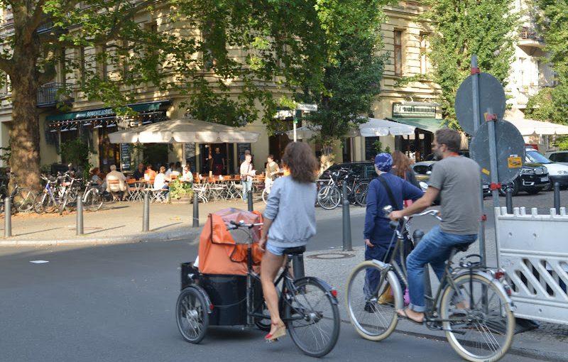 自転車天国 ベルリン