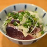 高知県、食の旅。四万十町の栗と中土佐町のカツオ