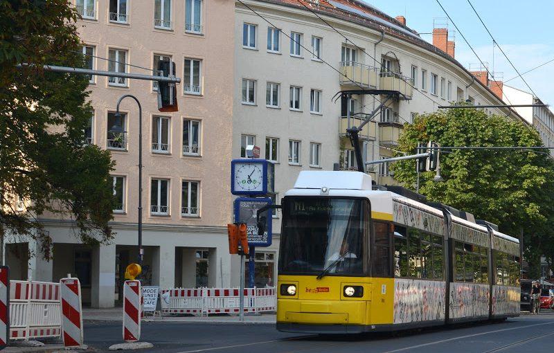 ベルリン市電 Straßenbahn Berlin