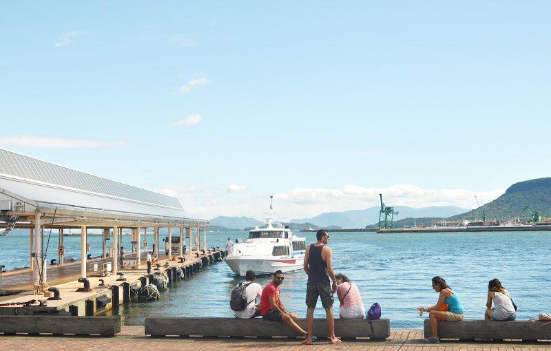 小豆島〜高松のフェリーの船内でWi-Fiが使えるように!