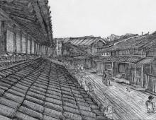 建築学会設計競技 子供の居場所 – Places for children at Takayama, Gifu pref.