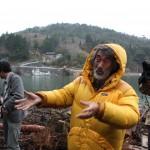 23年にわたり、2万本以上の木を植え、気仙沼でカキ養殖をしてきた畠山重篤さん