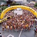 映画の舞台や醤油のまちを走り抜ける島のマラソン。小豆島オリーブマラソン全国大会