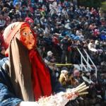 【毎年2月11日】 土佐の三大祭り「秋葉祭り」 高知県仁淀川町