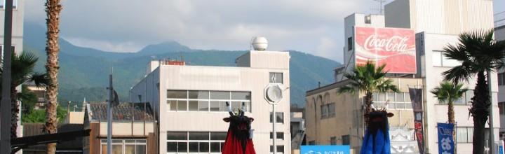 愛媛県宇和島周辺の秋祭り Autumn festival at Uwajima city, Ehime pref.
