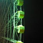 Silent ferris wheel