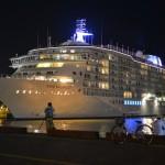 【4月17日未明に出港予定】世界で唯一のレジデンス型豪華客船 「The World」