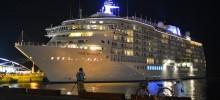 世界で唯一のレジデンス型豪華客船 「The World」