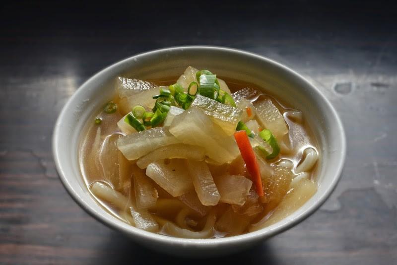 うどん県の年越しは 「しっぽくうどん」 Shippoku Udon noodle