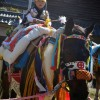 お供馬の走り込み(菊間祭) Kikuma Otomouma festival