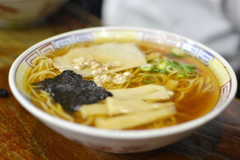 """高松に残る昭和の名店「中華そば マーちゃん」 Chinese Noodles """"Māchan"""""""