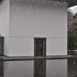 雪の思索空間、「鈴木大拙館」 Daisetz Teitaro Suzuki