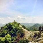 嶽山 (だけやま 205m 香川県三木町氷上) Mt. Dakeyama, Miki town, Kagawa pref.