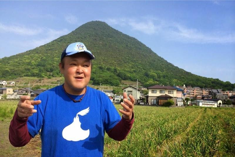 讃岐富士のふもとのニンニク農園 「高橋農園」