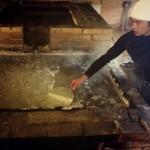 小豆島の塩作り。田浦(たのうら)