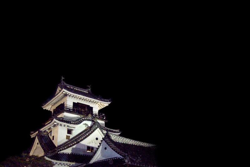 日本三大夜城に高知城!夜景鑑賞士4,300人の投票で決定