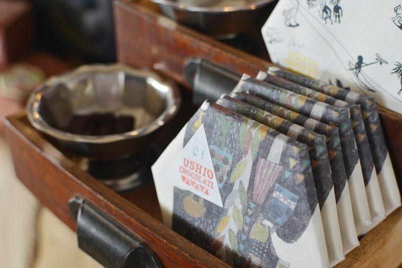 島のチョコレート工場 ウシオチョコラトル USHIO CHOCOLATL at Mukaishima island