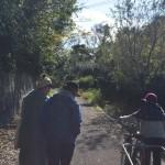 ウサギニンゲン夫妻と牛島へ Walk at Ushijima island with usaginingen